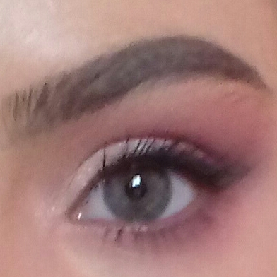 how to do a cut crease without concealer
